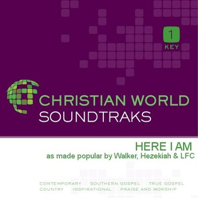 Here I Am  [Music Download] -     By: Hezekiah Walker, LFC