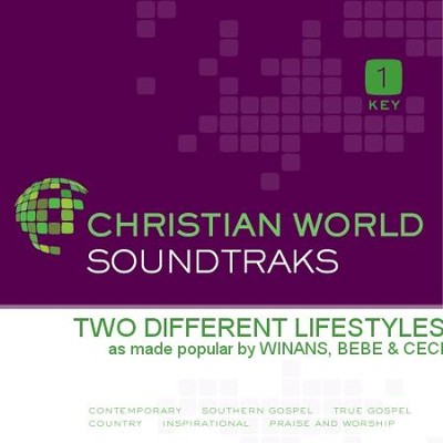 Two Different Lifestyles  [Music Download] -     By: BeBe Winans, CeCe Winans