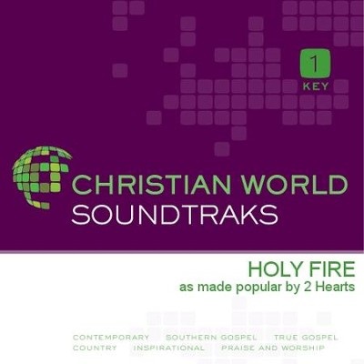 Holy Fire  [Music Download] -     By: 2 Hearts