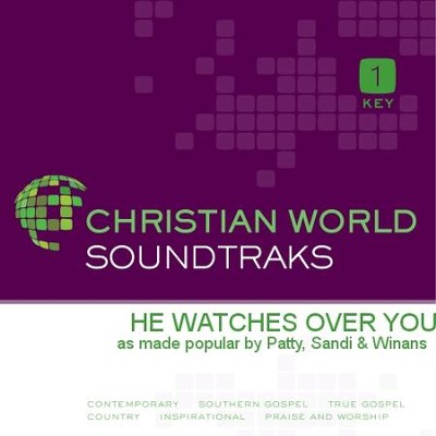 He Watches Over You  [Music Download] -     By: Sandi Patty