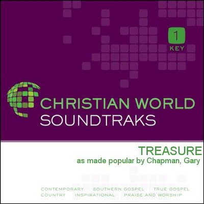 Treasure  [Music Download] -     By: Gary Chapman