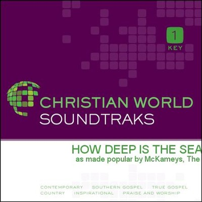 How Deep Is The Sea  [Music Download] -     By: The McKameys