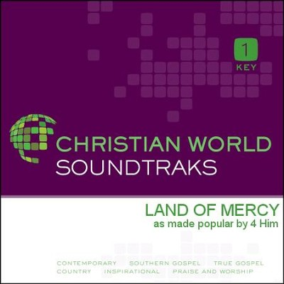 Land Of Mercy  [Music Download] -     By: 4Him