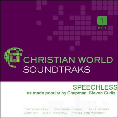 Speechless   [Music Download] -     By: Steven Curtis Chapman