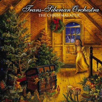 Midnight Christmas Eve (LP Version)  [Music Download] -     By: Trans-Siberian Orchestra