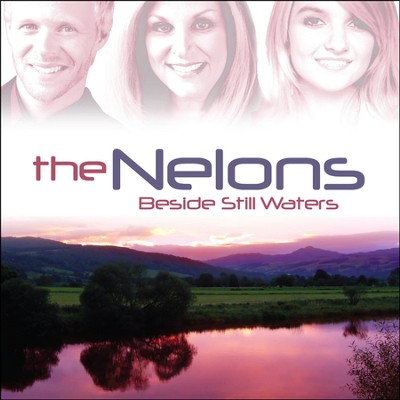 Settled At The Cross (Performance Track)  [Music Download] -     By: The Nelons