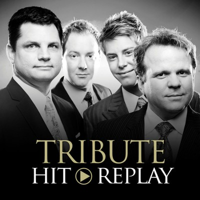 Hit Replay (Made Popular by Tribute Quartet) (Performance Track)  [Music Download] -     By: Tribute Quartet
