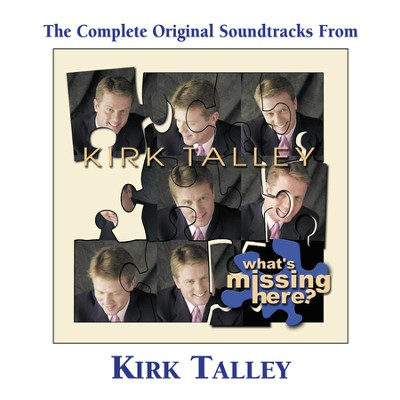 What's Missing Here (Made Popular by Kirk Talley) (Performance Track)  [Music Download] -     By: Kirk Talley