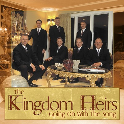 I Wanna Be The One (Performance Track)  [Music Download] -     By: The Kingdom Heirs