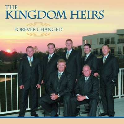 Forever Changed (Performance Track)  [Music Download] -     By: The Kingdom Heirs
