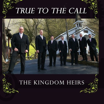 Jesus Made A Believer Out Of Me (Performance Track)  [Music Download] -     By: The Kingdom Heirs