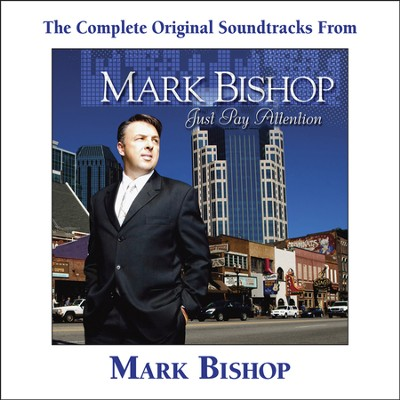 I Believe God's In Love With Me (Performance Track)  [Music Download] -     By: Mark Bishop