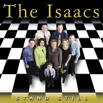 Stand Still (Performance Track)  [Music Download] -     By: The Isaacs