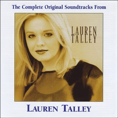 He Laid His Hand On Me (Performance Track)  [Music Download] -     By: Lauren Talley