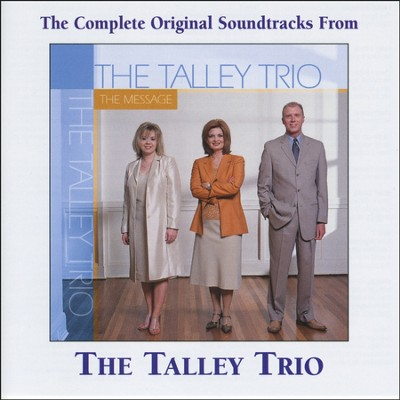 Jesus Saves (Performance Track)  [Music Download] -     By: The Talley Trio