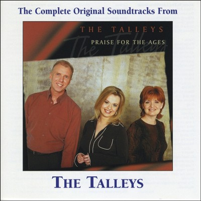 I'm Happy With You, Lord (Performance Track)  [Music Download] -     By: The Talley Trio