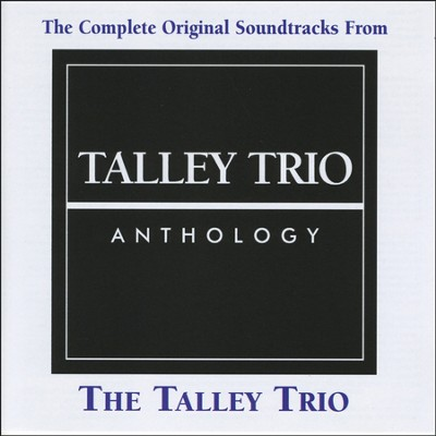 On Time God (Performance Track)  [Music Download] -     By: The Talley Trio