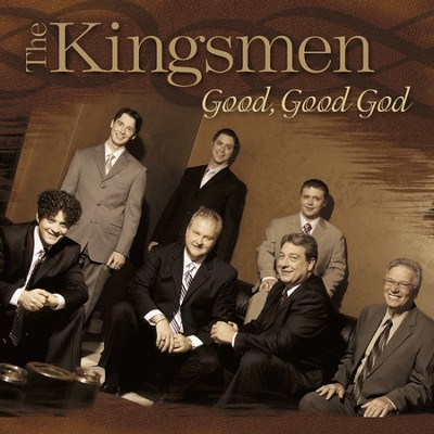 Jesus Knows My Name (Performance Track)  [Music Download] -     By: The Kingsmen
