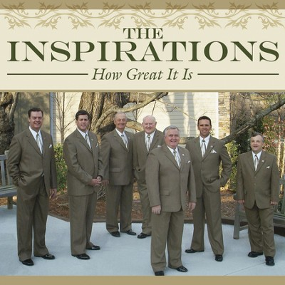 Another Chance For God To Move (Performance Track)  [Music Download] -     By: The Inspirations