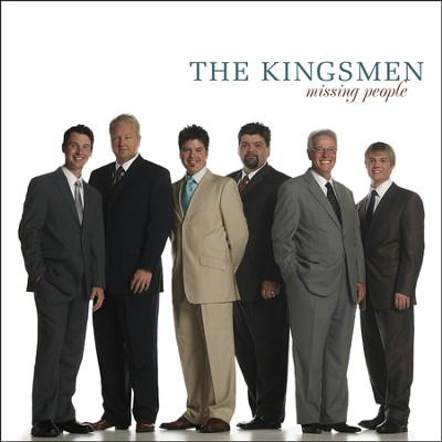 Mountain Of Grace (Performance Track)  [Music Download] -     By: The Kingsmen
