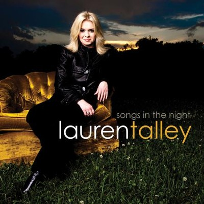 He Will Carry You (Performance Track)  [Music Download] -     By: Lauren Talley