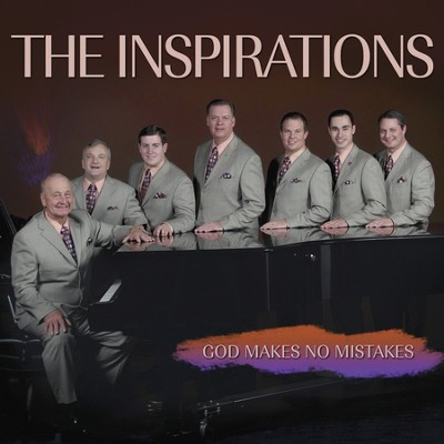 God Makes No Mistakes (Made Popular by The Inspirations) (Performance Track)  [Music Download] -     By: The Inspirations