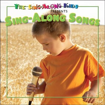 Sing-Along Songs  [Music Download] -     By: The Sing-Along Kids
