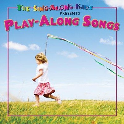 Play-Along Songs  [Music Download] -     By: The Sing-Along Kids