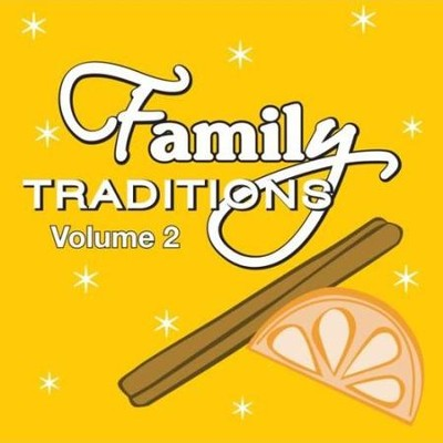 Family Tradidions Vol 2  [Music Download] -     By: Twin Sisters Productions