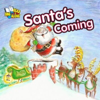 Santa's Coming  [Music Download] -     By: Twin Sisters Productions
