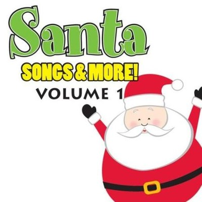 Santa Songs & More Vol 1  [Music Download] -     By: Twin Sisters Productions