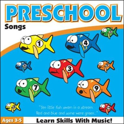 Preschool Songs Vol. 1  [Music Download] -     By: Twin Sisters Productions
