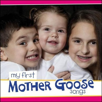 My First Mother Goose Songs  [Music Download] -     By: Twin Sisters Productions