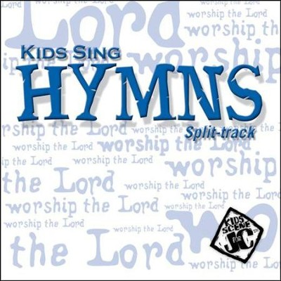 Kids Sing Hymns Split Track  [Music Download] -     By: Twin Sisters Productions