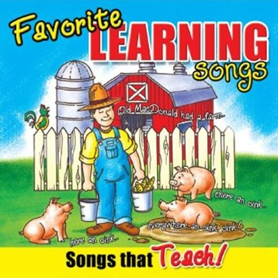 Favorite Learning Songs  [Music Download] -     By: Twin Sisters Productions