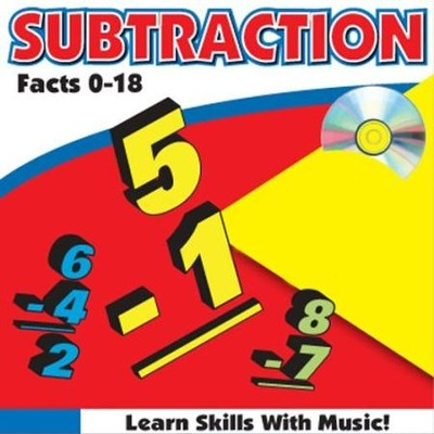Subtraction Chorus (WITHOUT ANSWERS)  [Music Download] -     By: Twin Sisters Productions