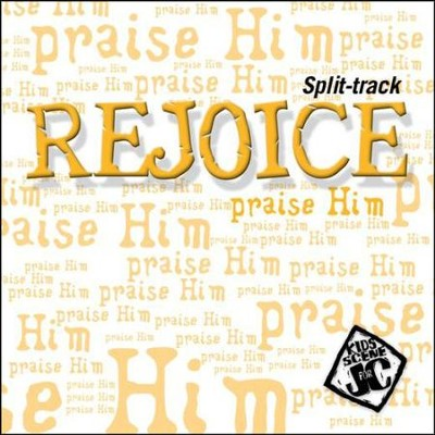Rejoice! Split-track  [Music Download] -     By: Twin Sisters Productions