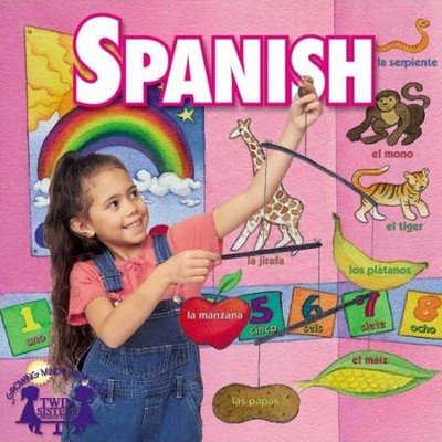 Learning Colors (Spanish)  [Music Download] -     By: Twin Sisters Productions
