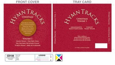 HymnTracks Christmas Volume 1   [Music Download] -     By: Randy Kartchner