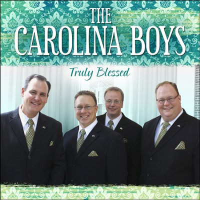 I Am Blessed  [Music Download] -     By: The Carolina Boys