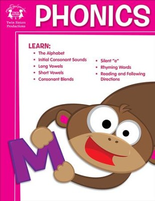 Phonics Activity PDF & Digital Album Download   [Music Download] -