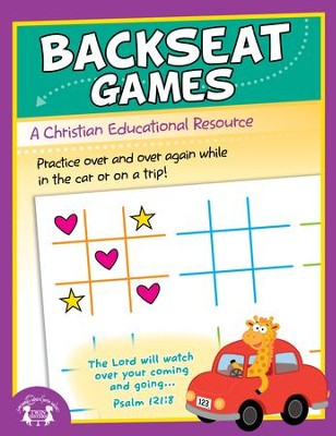 Backseat Games Christian Educational PDF & MP3   [Music Download] -