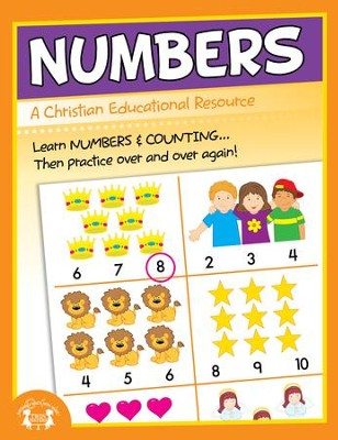 Numbers Christian Educational PDF & MP3   [Music Download] -