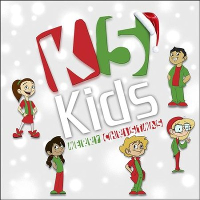 K5 Kids Merry Christmas  [Music Download] -     By: The K5 Kids