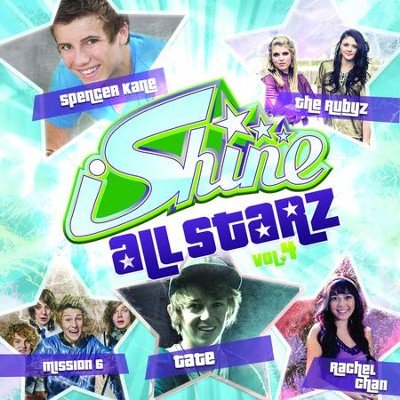 iShine AllStarz Vol. 4  [Music Download] -     By: Various Artists