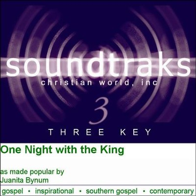 One Night With The King  [Music Download] -     By: Juanita Bynum