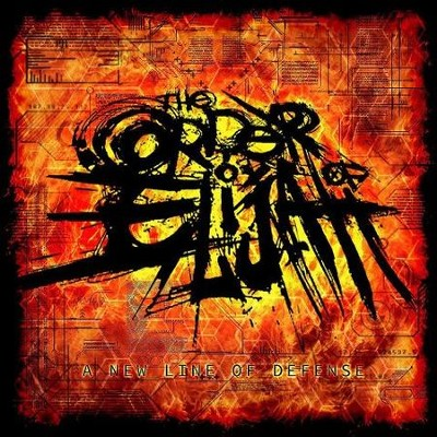 New Line Of Defense  [Music Download] -     By: The Order Of Elijah