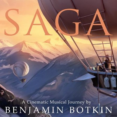 Saga  [Music Download] -     By: Benjamin Botkin