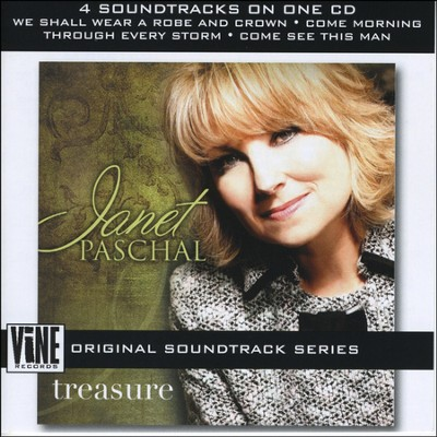 Treasure Volume 1 (Made Popular by Janet Paschal) [Performance Track]  [Music Download] -     By: Janet Paschal