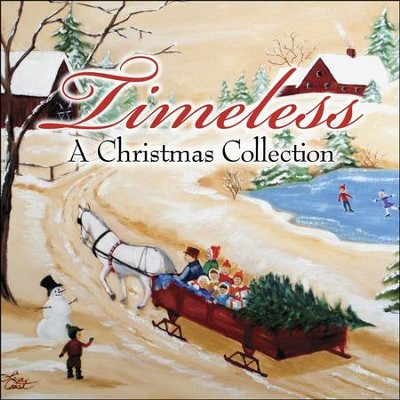 Timeless: A Christmas Collection (Made Popular by Crist Family) [Performance Track]  [Music Download] -     By: The Crist Family